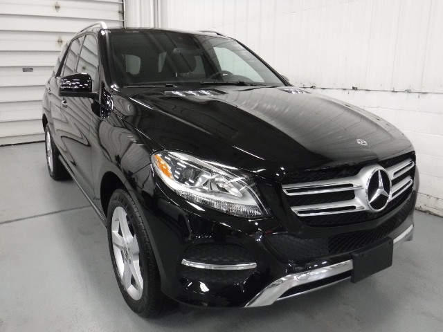2018 Mercedes-Benz GLE 350 AWD 4MATIC®