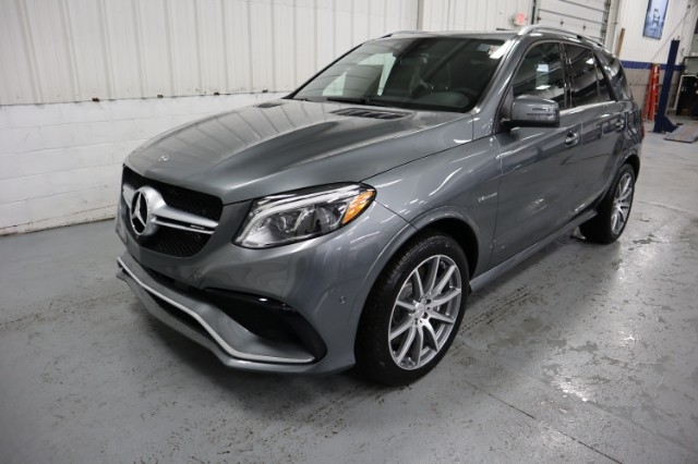 New 2019 Mercedes-Benz GLE AMG® GLE 63 4MATIC® SUV