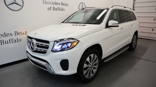 2019 Mercedes-Benz GLS 450 4MATIC® SUV Retired Courtesy Loaner