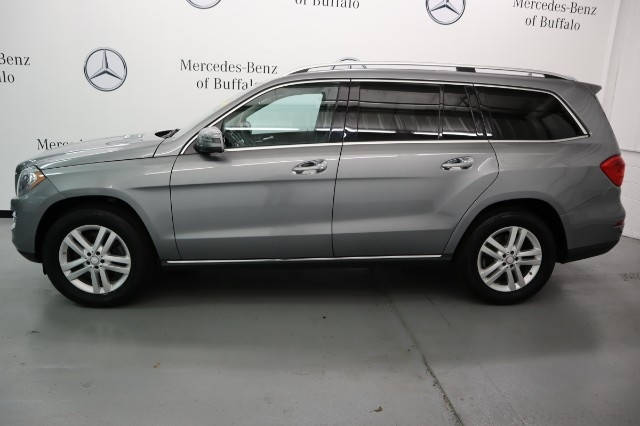 Pre-Owned 2014 Mercedes-Benz GL-Class GL 450