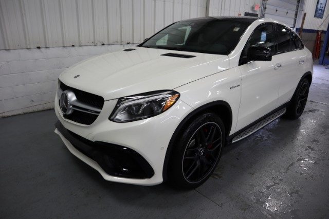 Amg Gle 63 >> New 2019 Mercedes Benz Amg Gle 63 S 4matic Coupe With Navigation Awd