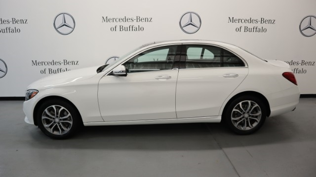 Pre-Owned 2017 Mercedes-Benz C-Class C 300 4MATIC® Sedan with Luxury Pkg