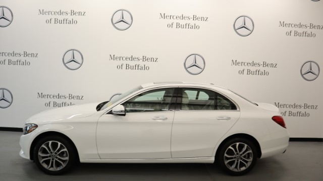 Pre-Owned 2018 Mercedes-Benz C-Class C 300 4MATIC® Sedan