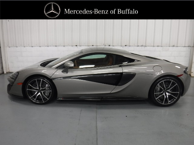 Pre-Owned 2016 McLaren 570S 2dr Cpe