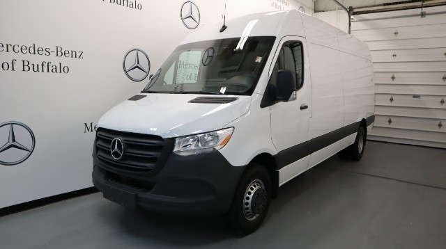 Pre-Owned 2019 Mercedes-Benz Sprinter Cargo Van 3500XD High Roof V6 170 RWD
