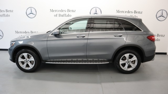 Pre-Owned 2018 Mercedes-Benz GLC GLC 300 4MATIC® SUV