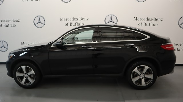 Certified Pre-Owned 2017 Mercedes-Benz GLC GLC 300 4MATIC® Coupe