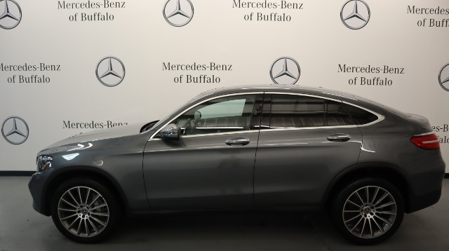 Pre-Owned 2018 Mercedes-Benz GLC GLC 300 4MATIC® Coupe