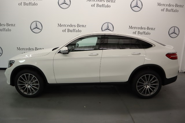 Mb Glc 300 >> New 2019 Mercedes Benz Glc 300 4matic Coupe Awd
