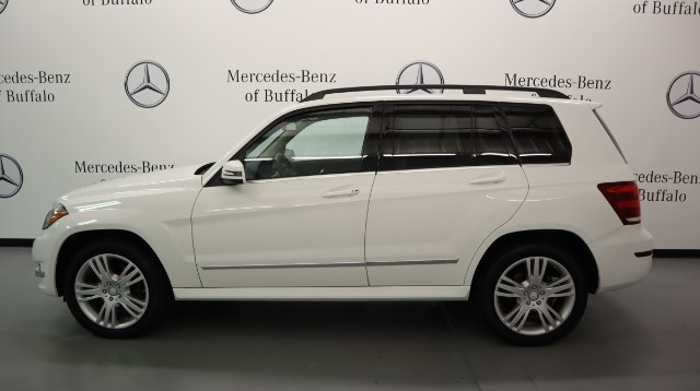 Pre-Owned 2013 Mercedes-Benz GLK 4MATIC® 4dr GLK 250 BlueTEC