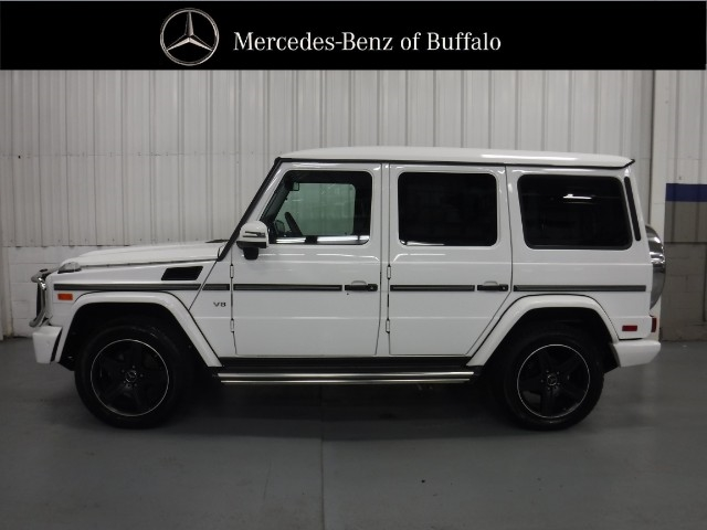 Pre-Owned 2016 Mercedes-Benz G-Class G 550