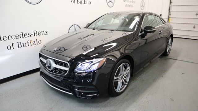 2019 Mercedes-Benz E 450 4MATIC® Coupe Retired Courtesy Loaner