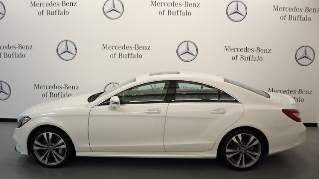 Pre-Owned 2017 Mercedes-Benz CLS CLS 550 4MATIC® Coupe