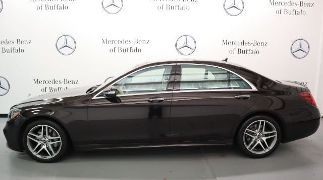 Certified Pre-Owned 2019 Mercedes-Benz S-Class S 560 4MATIC® Sedan