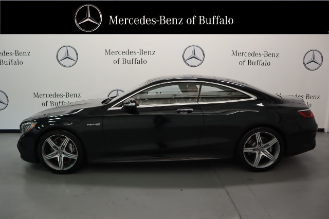 Pre-Owned 2018 Mercedes-Benz S-Class AMG® S 63 Coupe