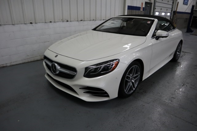 2019 Mercedes-Benz S 560 Cabriolet Retired Courtesy Loaner