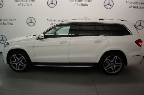 Pre-Owned 2019 Mercedes-Benz GLS GLS 550 4MATIC® SUV