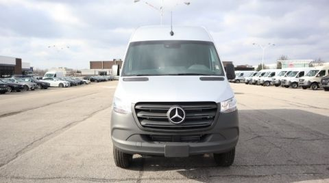 New 2019 Mercedes-Benz Sprinter Cargo Van 2500 High Roof V6 170 4WD