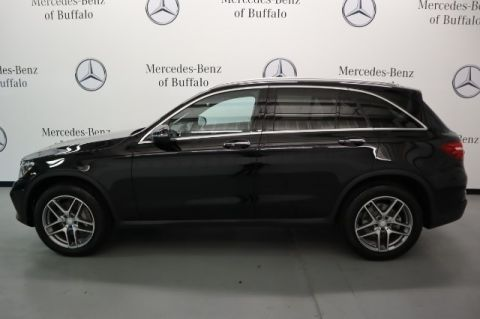 Pre-Owned 2017 Mercedes-Benz GLC GLC 300 Sport