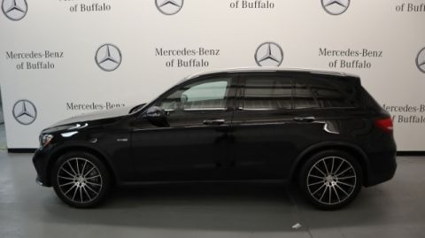 Certified Pre-Owned 2017 Mercedes-Benz GLC AMG® GLC 43 4MATIC® SUV